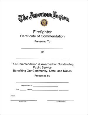 wording for appreciation fireman   just b.CAUSE