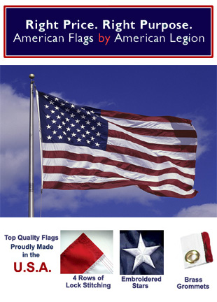 741a07eeaed6 3X5 Cotton American Flag - AmericanLegionFlags.com