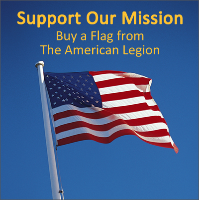 Support Our Mission - buy a flag from The American Legion